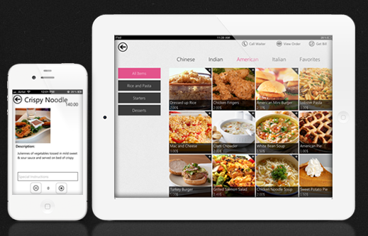 The food tech and digital menu revolution in mid tier
